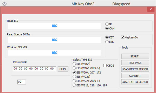 Diagspeed MB Key OBD2 Software-6