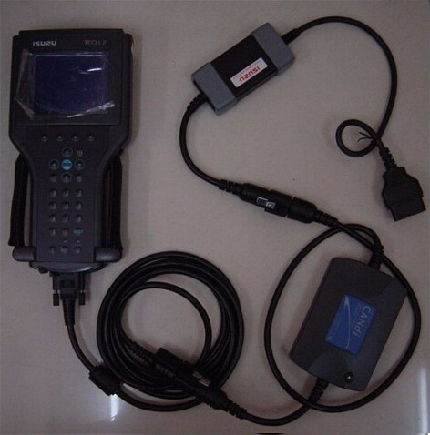ISUZU DC 24V Adapter Type II for Tech 2 Connection Picture