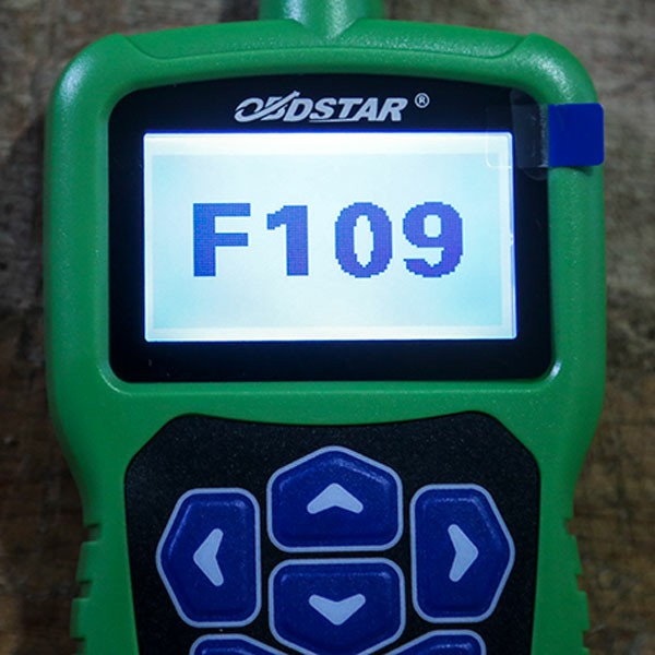 OBDSTAR F109 SUZUKI Pin Code Calculator  with Immobiliser and Odometer Function Ship from AU