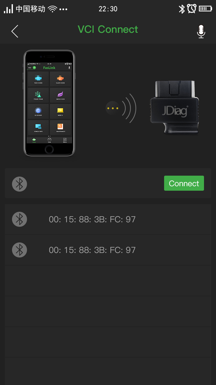 Faslink M2 OBD2 Scanner Faslink M2 OBD2 Bluetooth Adapter For IOS/Android Replace Bluedriver