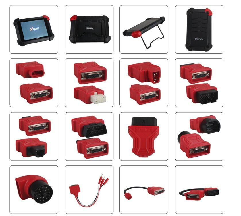 xtool ps90 diagnostic tool package details