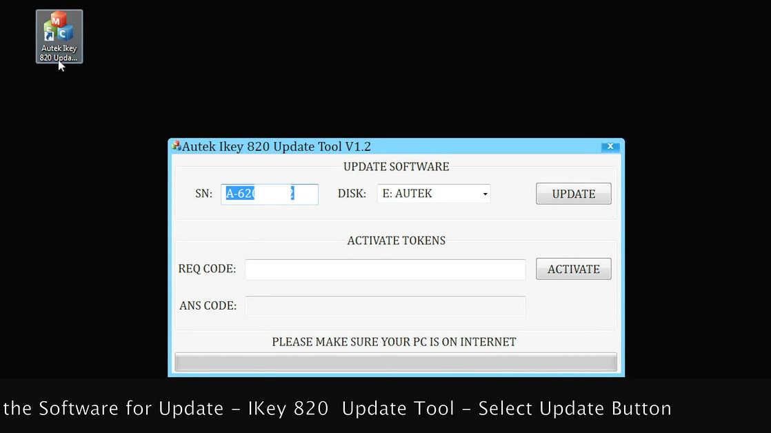 2018 Original Autek IKey820 OBD2 Car Key Programmer Support 2018