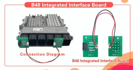 YANHUA ACDP B48 Integrated Interface Board
