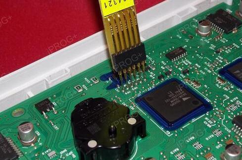 Probes Adapters for in-circuit ECU with Xprog